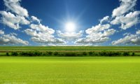 Beautiful-sky-and-greenery
